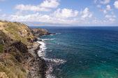 Hawaiian Coastline — Stock Photo