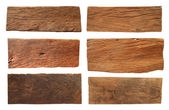 Wood plank — Stock Photo