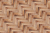 Wooden parquet floor — Stock Photo