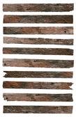 Staré dřevěné prkenné — Stock fotografie