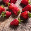 Fresh strawberries — Stock Photo #38239497