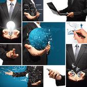 Concepto del negocio de éxito — Foto de Stock