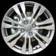 Car alloy wheel — Stock Photo #39675271
