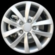 Car alloy wheel — Stock Photo