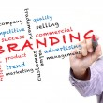Branding concept — Stock Photo #41897617