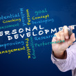 Stock Photo: Personal development concept