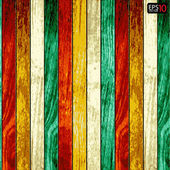 Creative Wood Background — Stock Vector