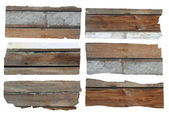 Old wood plank — Stock Photo
