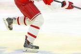 Хоккей — Стоковое фото