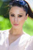Beautiful woman — Stock Photo