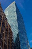 Здания в Нью-Йорке — Стоковое фото