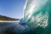 Ocean Wave Hollow Water — Stock Photo