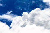 Storm Weather Clouds Contrasts — Stock Photo