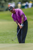 Golf Professional Action Jose Maria Olazabal — Stock Photo