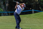 Golf Professional Miguel Angel Jimenez — Stock Photo