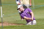 Golf Professional Brandon Grace Action — Stock Photo