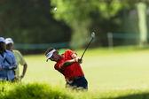 Golf Professional Joost Luiten Action — Stock Photo