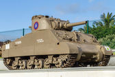 Sherman Tank — Stockfoto