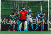 Hockey International Argentina V South-Africa — 图库照片