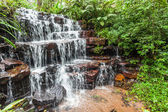 Small Rock River Water Fall — Stock Photo