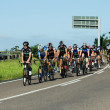 Riders Cycling Road Champs — Stock Photo #40652485