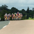 Riders Cycling Road Champs — Stock Photo #40654205