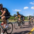 Riders Cycling Road Champs — Stock Photo #40670379