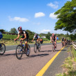Riders Cycling Road Champs — Stock Photo #40672413