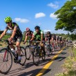 Riders Cycling Road Champs — Stock Photo #40678625