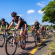 Riders Cycling Road Champs — Stock Photo #40682397