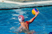 Water-Polo Nationals Action — Stock Photo