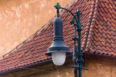Historical lamp — Stock Photo