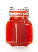 Red caviar — Stock Photo