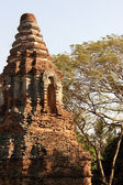 Pagodas remains Wiang Kum Kam — Stock Photo