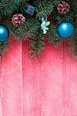 Boże Narodzenie backgoubd — Zdjęcie stockowe