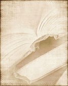 Old style books.Wallpaper. — Stock Photo