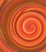 Illustration. Multicolor twirl abstract background. — Stock Photo