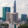 Stock Photo: City Saigon