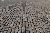 Gray cobbles — Stock Photo