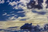 Bel cielo — Foto Stock