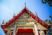 Ancient architecture at Phra Phutthabat temple, Thailand — ストック写真