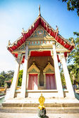 Ancient architecture at Phra Phutthabat temple, Thailand — Photo