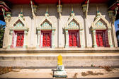 Ancient architecture at Phra Phutthabat temple, Thailand — Stock Photo