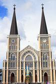 Kathedrale in thailand — Stockfoto