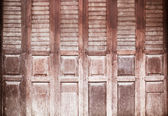 Old vintage wood door — Stock Photo