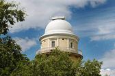 A telescope dome — Stock Photo