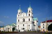 St. Francis Xavier Cathedral, Grodno, Belarus — Stock Photo