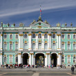 Winter Palace, St. Petersburg, Russia — Stock Photo