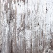 Cracked painted wooden boards — Stock Photo
