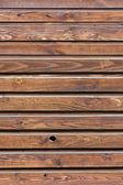 Wooden siding — Stock Photo